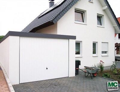 Photo of Sonnenstürme und Stahlfertiggaragen von MC-Garagen