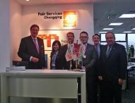 A. Sutter Dialog Services eröffnet Tochterunternehmen in China