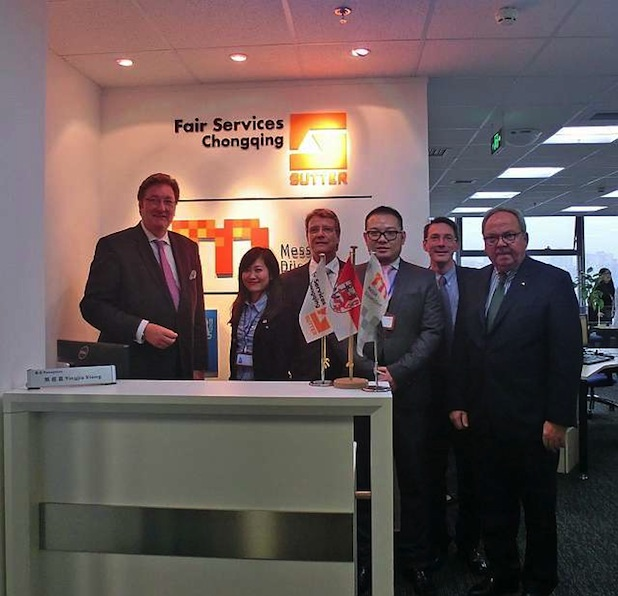 Photo of A. Sutter Dialog Services eröffnet Tochterunternehmen in China