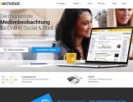 Echobot Media Technologies GmbH relauncht Website