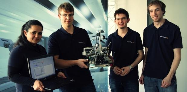 Photo of NI WorldClass 2014 – der Robotik-Wettbewerb