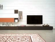 Spectral präsentiert Ameno, das planbare Unterhaltungsmöbelprogramm