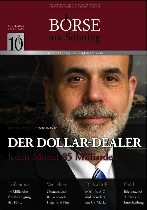 Photo of Börse am Sonntag kommt als Print-Magazin