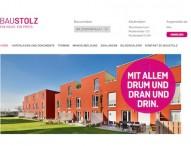 Baustolz stellt innovatives Kundenportal vor