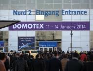 DOMOTEX 2014 beeindruckt als Weltleitmesse