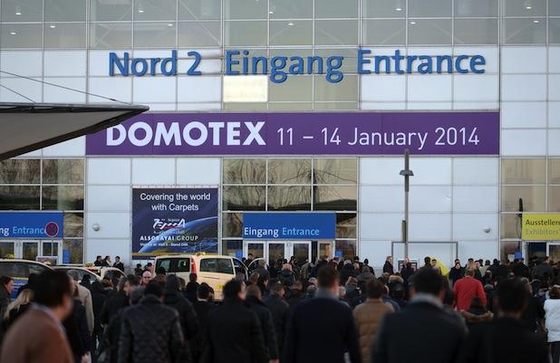 Photo of DOMOTEX 2014 beeindruckt als Weltleitmesse