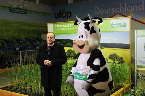 Bild von Innovation und Tradition – Landwirtschaft verbindet