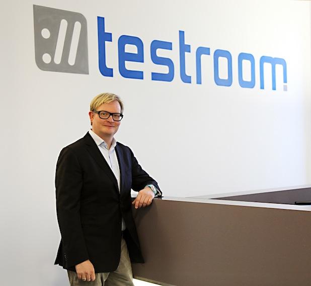 Bild von Holger Meyer wird CBO bei der TESTROOM GmbH