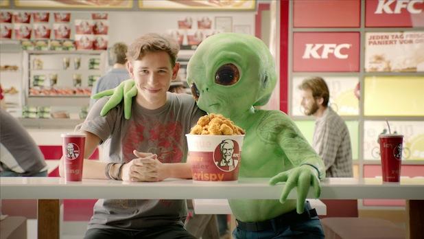 Photo of KFC will auch 2014 mit TV weiter wachsen