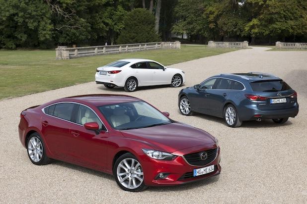 Photo of Mazda mit Kräftigem Zuwachs im Flottengeschäf