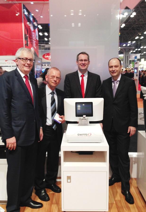 Photo of Apotheken-Terminal aT1® von Intel der Weltöffentlichkeit vorgestellt