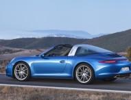 Der neue Porsche 911 Targa