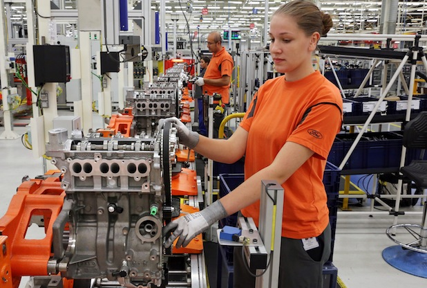 """Bild von Kleines Kraftpaket von """"Ford feiert Jubiläum"""""""