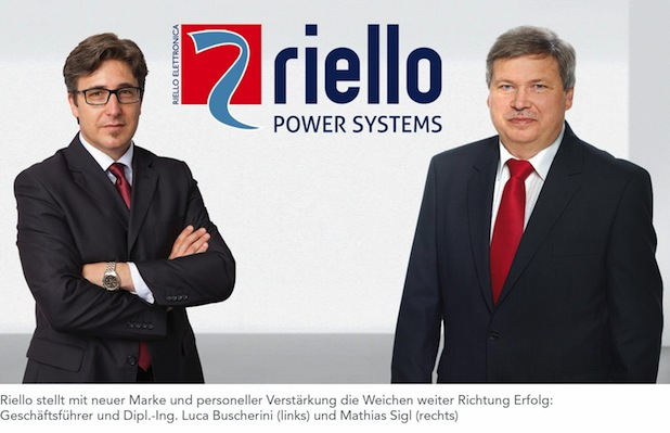 Photo of AROS GmbH wird zur Riello Power Systems GmbH