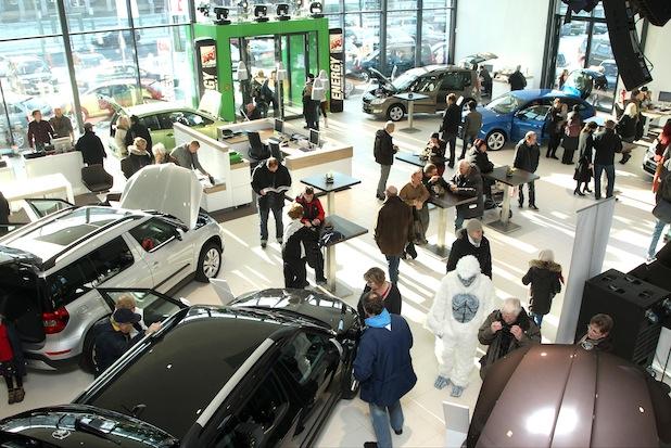 """Photo of """"Das große SKODA Buffet"""" lockte über 100.000 Besucher an"""