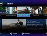 Sky Home vereint lineare und On Demand Programme