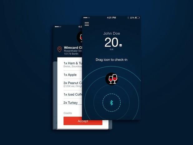 Bild von Wirecard AG integriert Bluetooth Low Energy