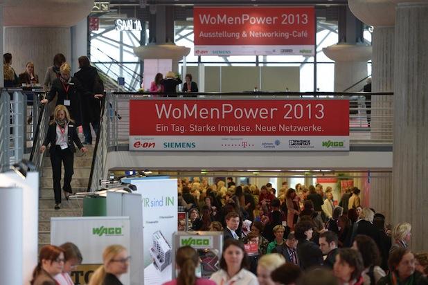 Photo of Spannende Themen beim WoMenPower-Kongress 2014