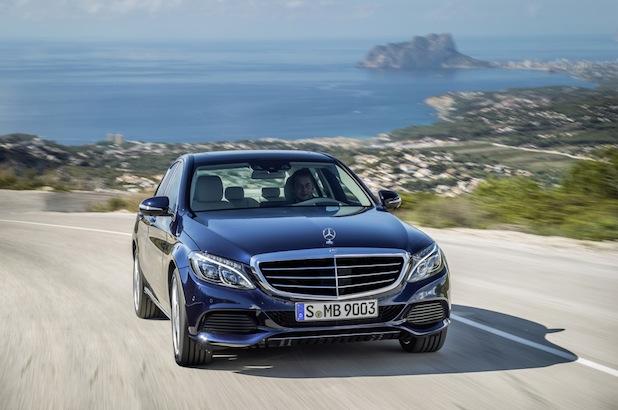 Bild von Pure Anziehungskraft – Die neue Mercedes-Benz C-Klasse
