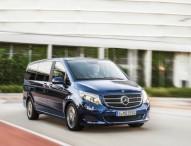 Die Mercedes-Benz V-Klasse – jetzt im Handel bestellbar