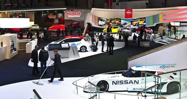 Bild von Internationaler Auto-Salon in Genf und OLYMP
