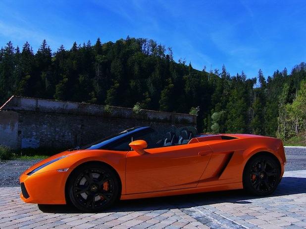 Photo of SmartTOP Verdeckmodul für Lamborghini