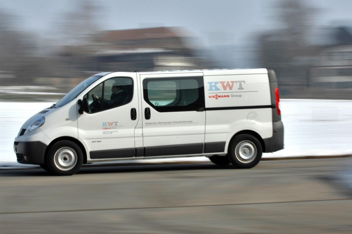 Photo of Optimierter Service bei der KWT Kälte-Wärmetechnik AG durch TomTom WEBFLEET