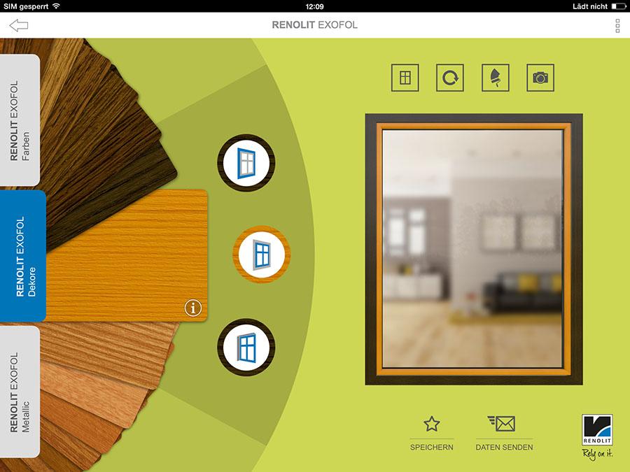 Photo of cyperfection realisiert iPad App für Fensterprofil-Folien