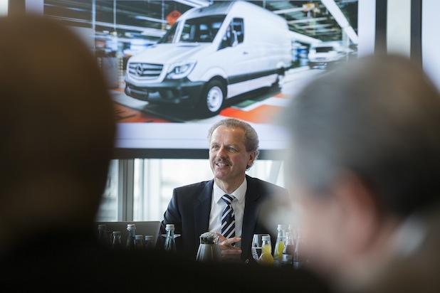 Bild von Mercedes-Benz Vans schließt Geschäftsjahr 2013 erfolgreich ab
