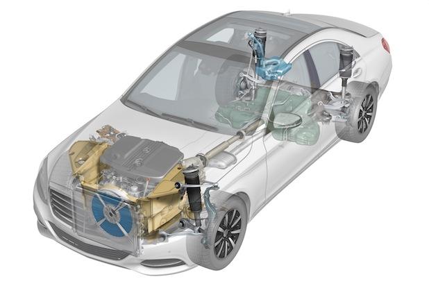 Bild von Wohlfühlklima für den Motor: Mercedes-Benz erhält Öko-Innovation