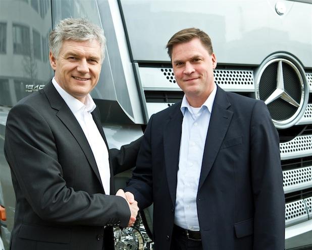 Photo of Neuer Geschäftsführer bei der Daimler FleetBoard GmbH