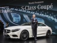 Mercedes-Benz im Februar mit Absatzplus von 16,5%