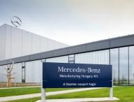 Mercedes-Benz Werk Kecskemét produziert ab Mai mit zusätzlicher dritter Schicht