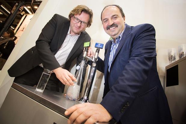 Bild von BRITA Ionox präsentiert neues Geschäftsmodell für Gastronomen