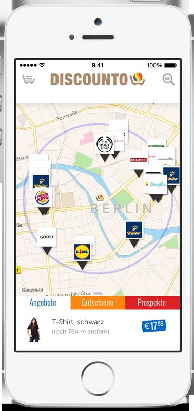 Photo of Die neue DISCOUNTO App