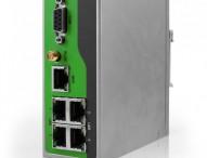 Industrielle UMTS WLAN Router mit externen Antennen