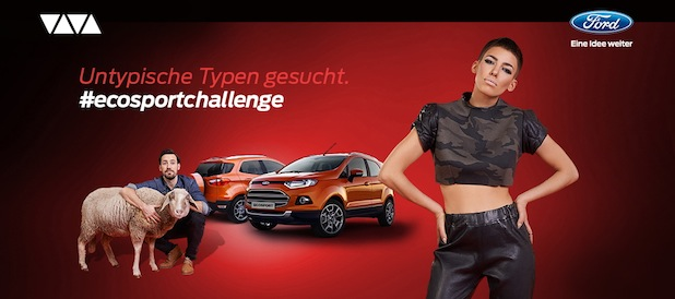 Photo of Ford EcoSport startet eine spannende Online-Challenge