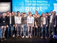 Neun Startups präsentieren ihre Geschäftsideen auf der Demo Night