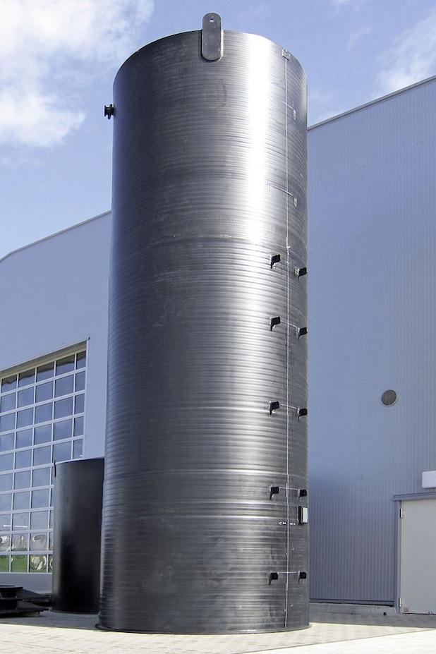 Bild von Sichere Lagerung von Ammonium Nitrat Harnstoff Lösungen (AHL)