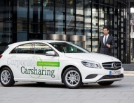 Daimler Fleet Management bringt Corporate Carsharing in die Fuhrparks