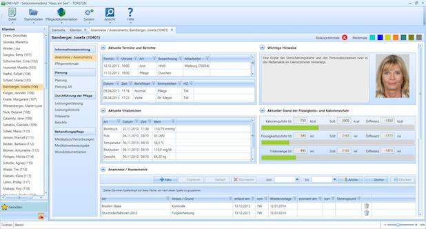 Bild von Neue Pflegesoftware DM DOKU 7 erleichtert den Arbeitsalltag