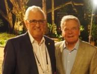 Elementar Gründer besucht mit Bundespräsident Joachim Gauck Indien und Myanmar