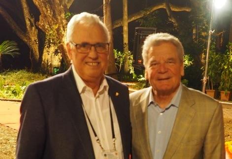 Photo of Elementar Gründer besucht mit Bundespräsident Joachim Gauck Indien und Myanmar