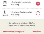 Liefer' das mal! Flohmarkt App Stuffle bietet ab sofort eine Logistiklösung für mobilen Privathandel.