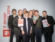 Ausgezeichnet: Lieblingsagentur erhält iF Communication Design Award 2014