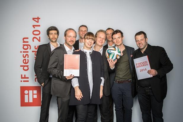 Bild von Ausgezeichnet: Lieblingsagentur erhält iF Communication Design Award 2014