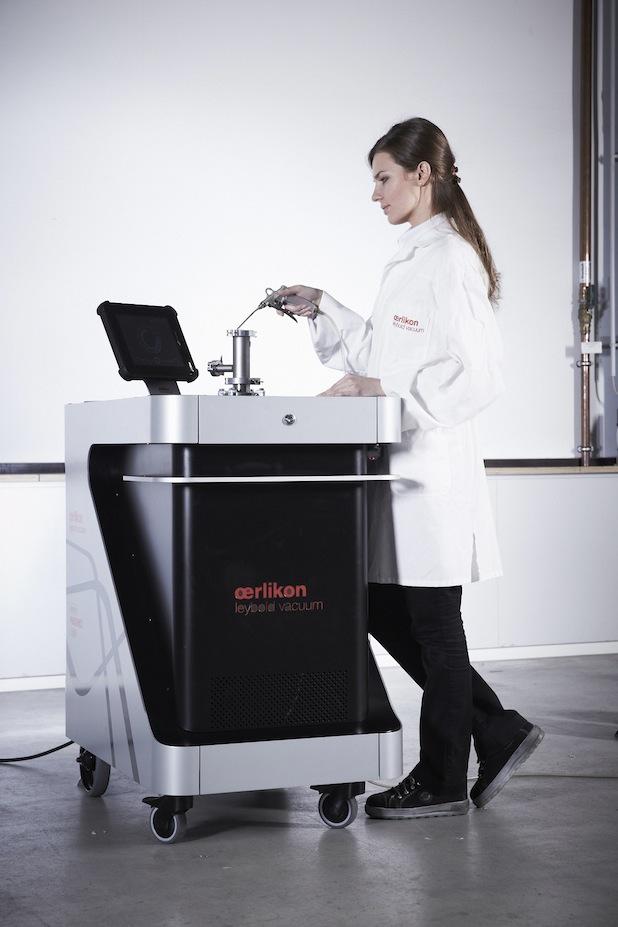 Bild von Oerlikon Leybold Vacuum erhält den Red Dot Produktdesignpreis für den PHOENIX L500i