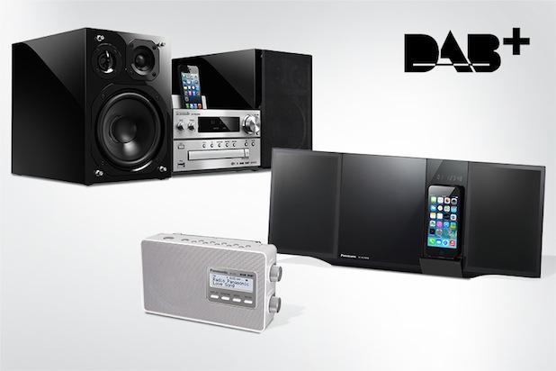 Photo of Panasonic Audio-Neuheiten jetzt mit DAB+ Empfang