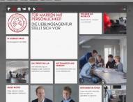 Lieblingsagentur präsentiert neue Website