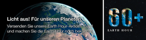Photo of Jeder kann Klima – Earth Hour 2014